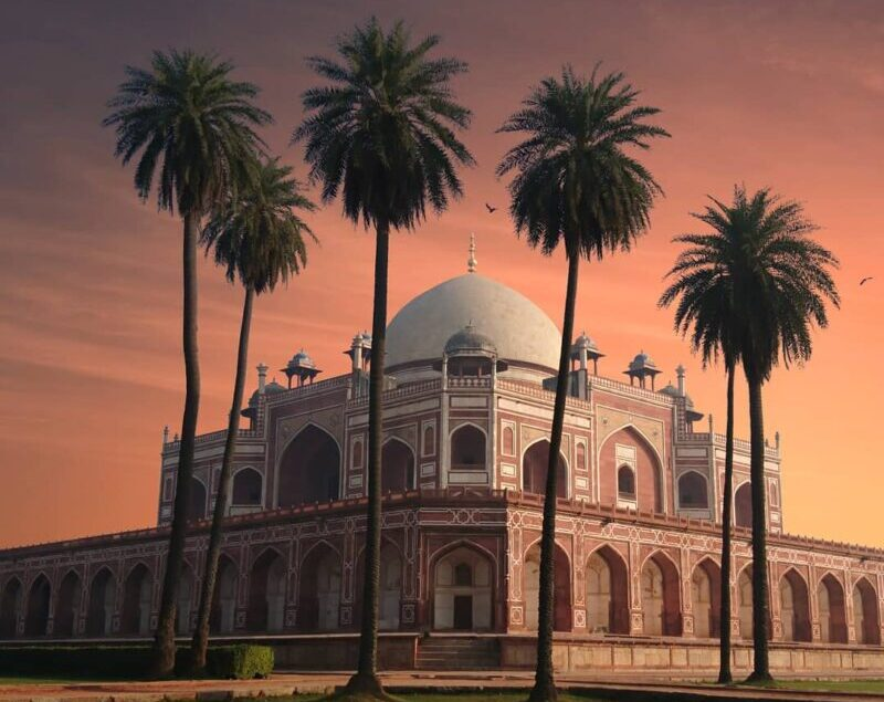 HUMAYUN'S TOMB – @humanorously_yours