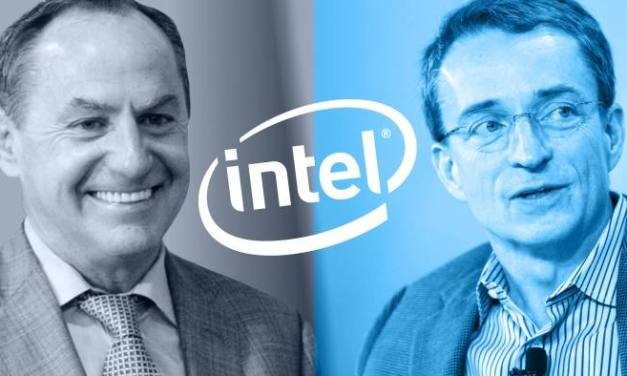 Intel CEO Bob Swan steps down