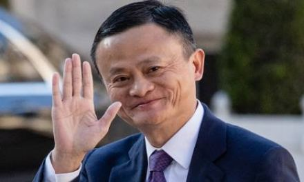 Is Jack Ma missing?
