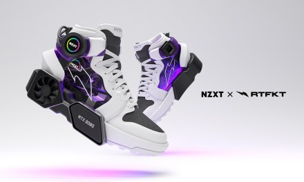 NZXT RTX 3080 POWERED SNEAKERS