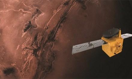 Hope prepares to enter orbit around Mars