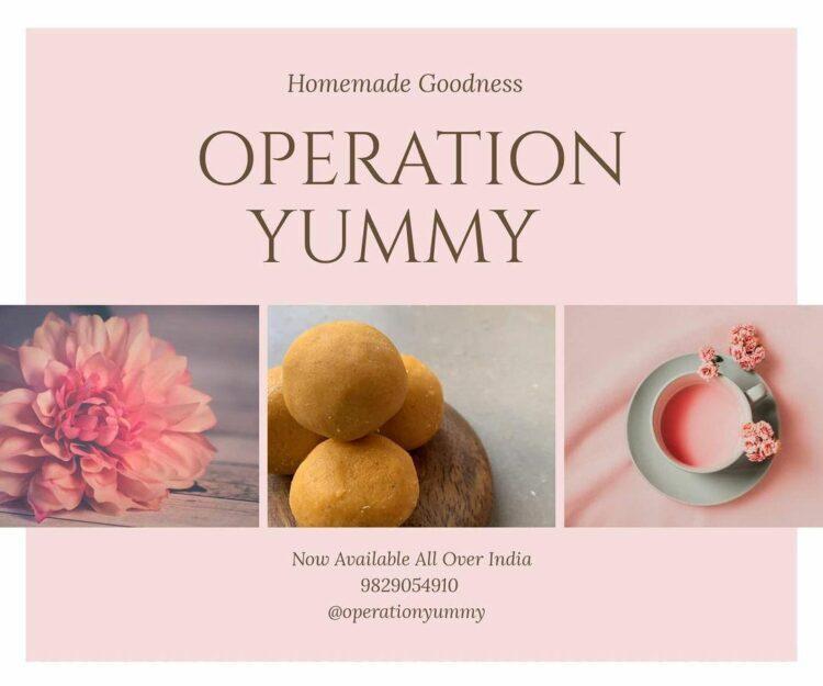OPERATION YUMMY – spreading love and joy all across Jaipur