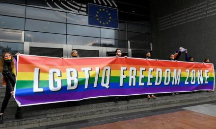 EU declared 'LGBT freedom zone' in response to Poland's 'LGBT-free zones'
