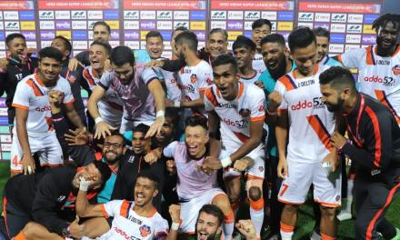 FC GOA BECOMES THE FIRST INDIAN CLUB TO APPEAR IN AFC CHAMPIONS LEAGUE