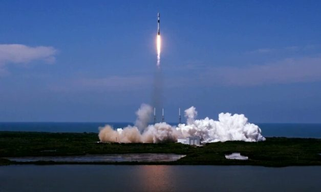 SpaceX sets Falcon 9 fairing reuse mark with Starlink launch