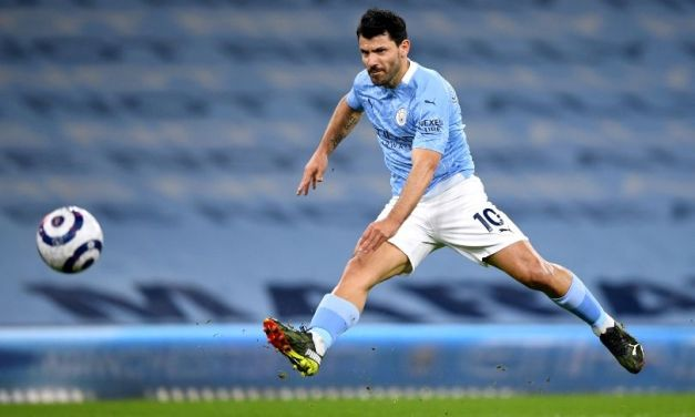 SERGIO AGUERO – The Etihad Legend all set to leave Man City after 10 years