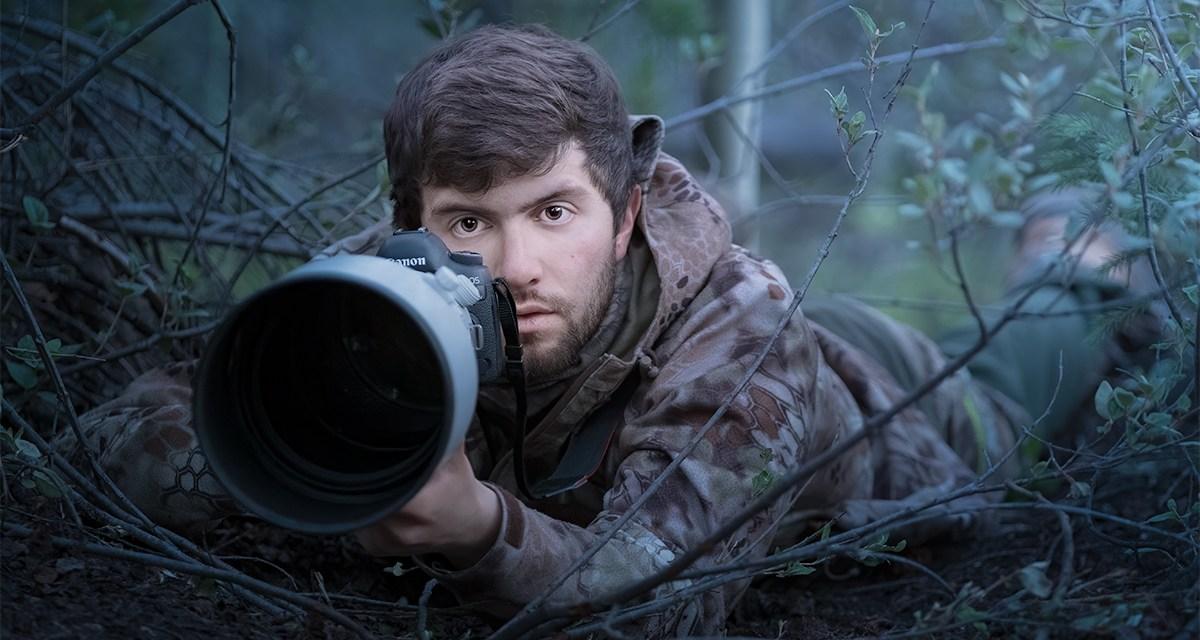 Lewis Frazier – American Wildlife Photographer