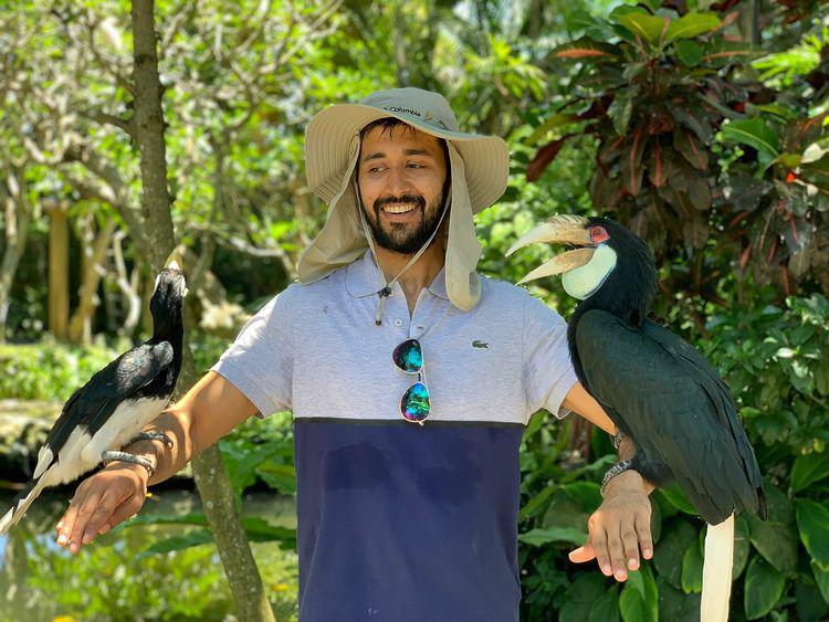 Dr. Arpit Bansal – A Cancer Surgeon having seen over 900 Bird Species