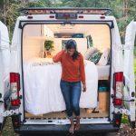 PRIYA MAREEDU – The wild Indian girl living the van life in Seattle
