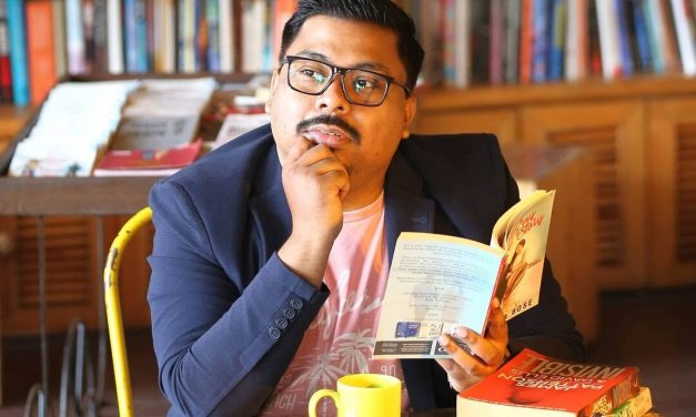 AJITABHA BOSE – Indian bestselling author, filmmaker and publisher