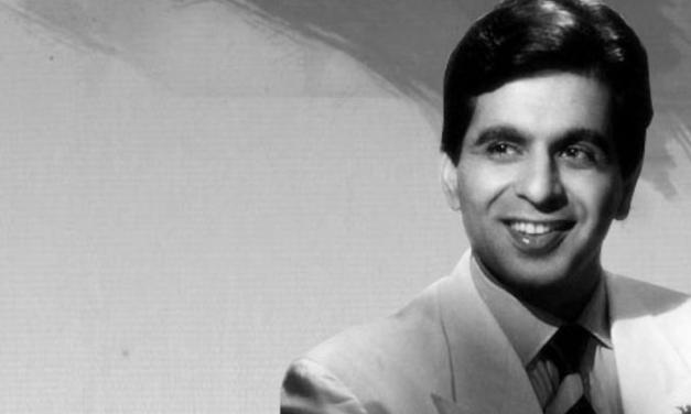 Legend Dilip Kumar dies at 98