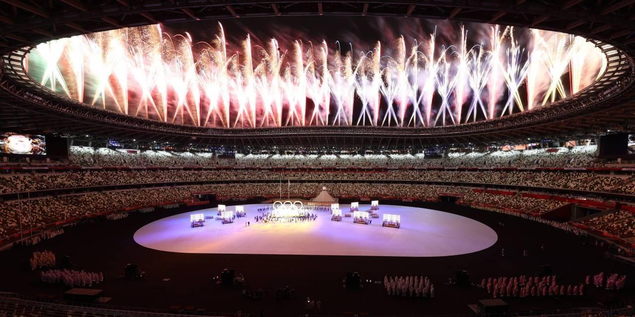 At long last, the Tokyo Olympics have begun