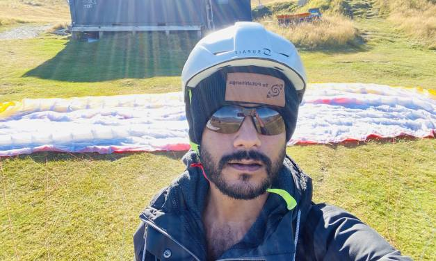 SIDDHARTH ANAND – The Contradictory Traveller
