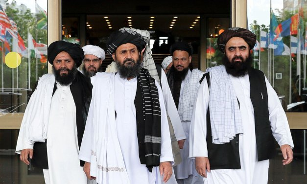 Afghanistan in 100 years: the Rise of Taliban