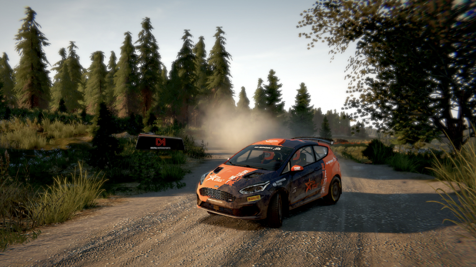 Digital Motorsports enters partnership with FIA Rally Star