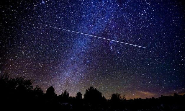 New 'Arids' meteor shower spotted from the Southern Hemisphere