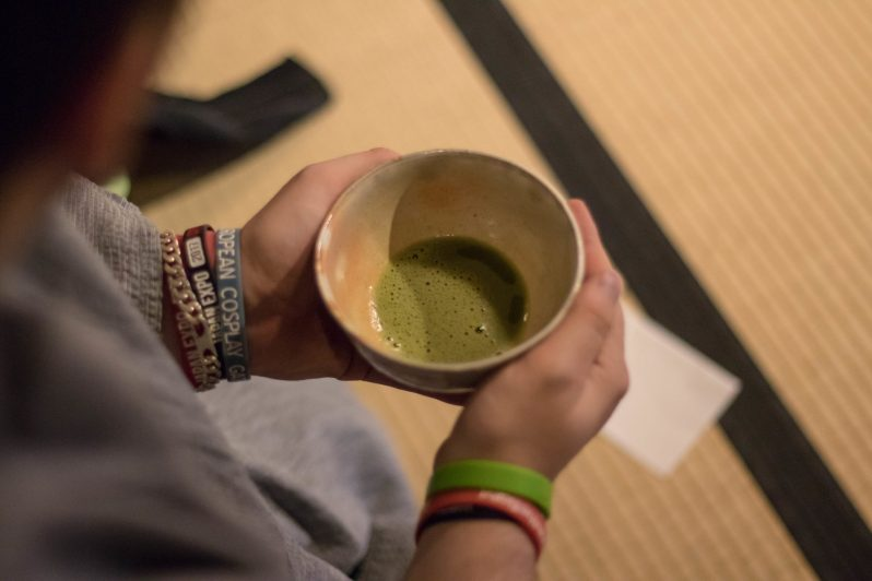 L'armonia in una tazza da tè