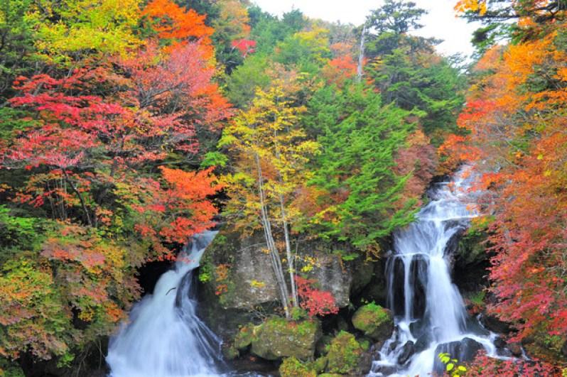 Cascada de Nikko