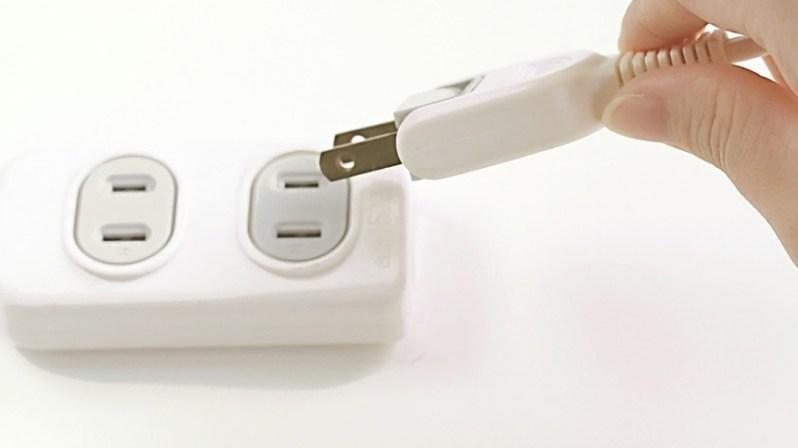 Adaptador para las tomas de corriente en Japón