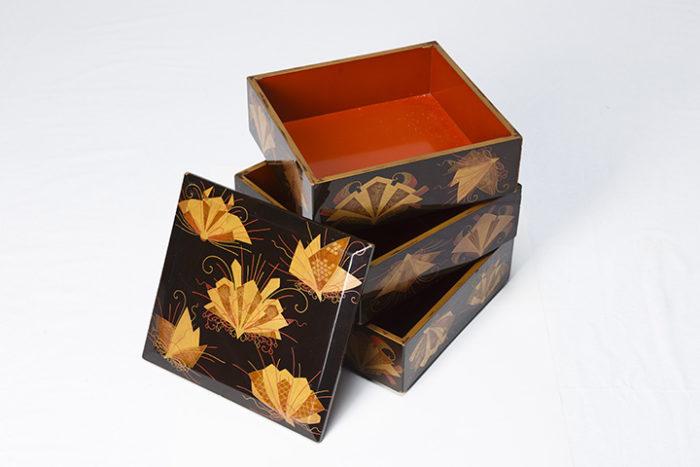 Osechi ryouri box