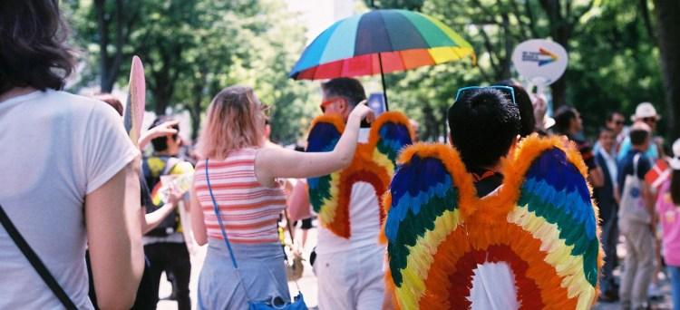 Le mouvement LGBTQ au Japon