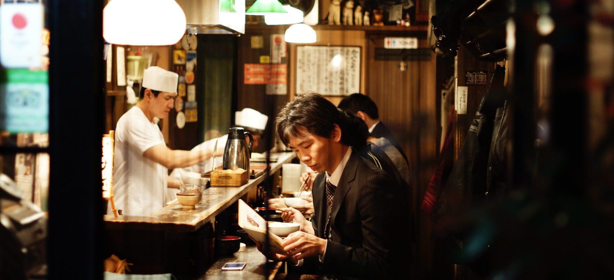 phrases en japonais dans les restaurants