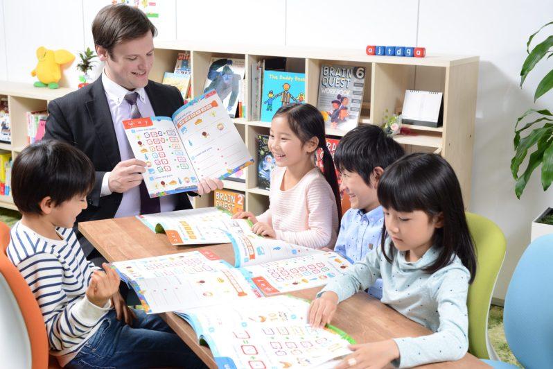 Yaruki Switch Teaching English in Japan to kids