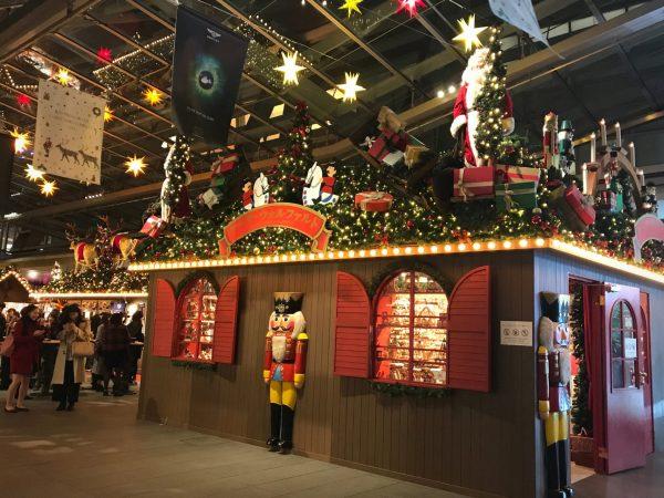 Christmas markets in Tokyo - Roppongi