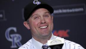 Colorado Rockies Michael Cuddyer