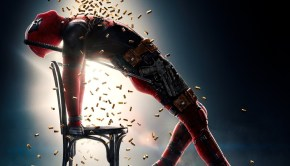 Deadpool 2 Official Movie Poster