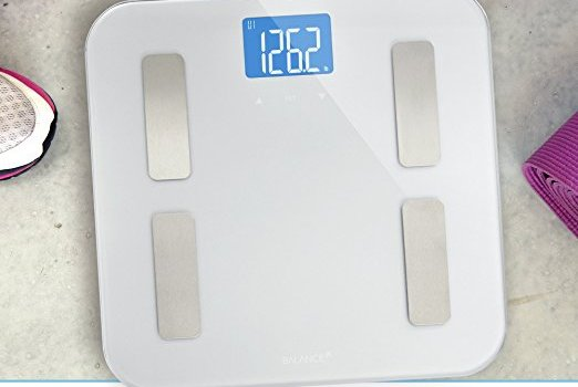 Digital Body Fat Weight Scale by Balance