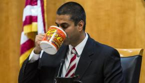FCC Chairman and Republican Ajit Pai