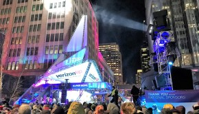 Morris Day and the Time at the Verizon Up Stage