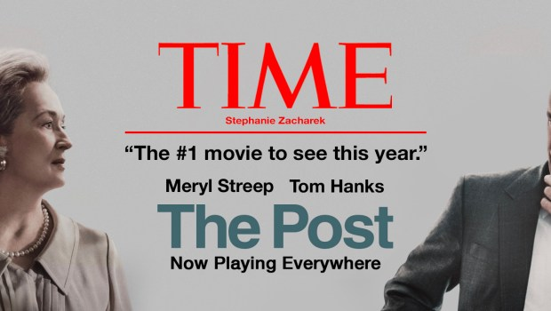 The Post Review by Time Magazine