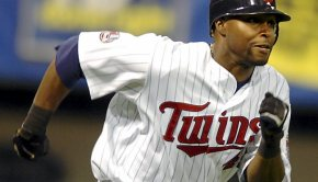 Minnesota Twins Torii Hunter