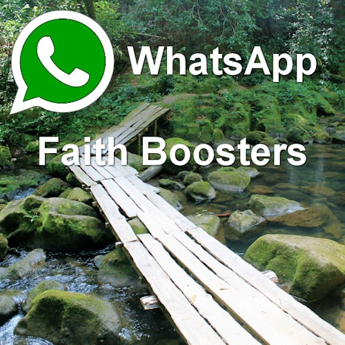 Faith Boosters
