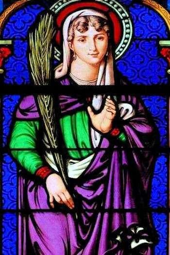 Saint Flora of Beaulieu