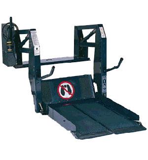 汽車輪椅升降機
