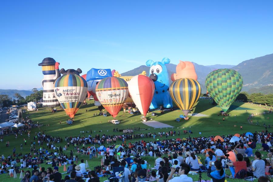 台東熱氣球,台東熱氣球時間,台東熱氣球價格,台東熱氣球嘉年華,台東熱氣球開幕