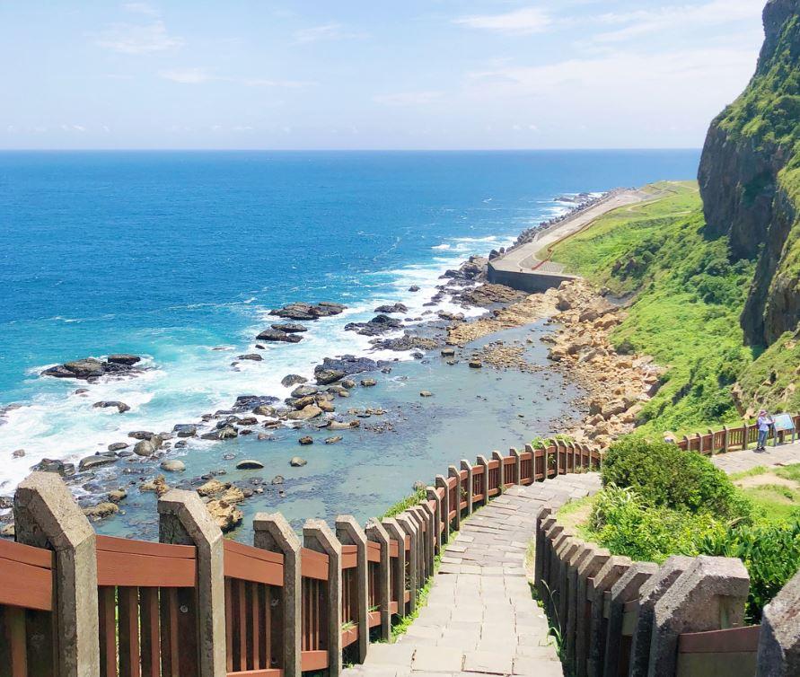 北海岸景點,北部旅遊,台北租車,忘幽谷