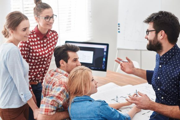 leadership skills for management roles