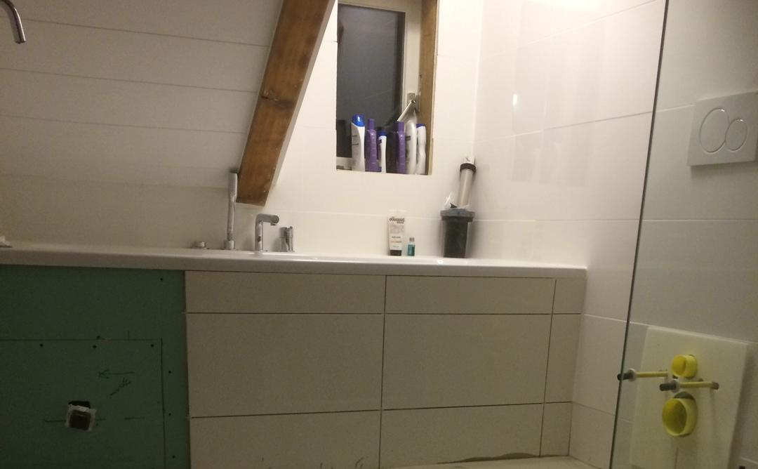 Zelf De Badkamer Verbouwen In 8 Stappen Go Gracy Diy En Interieur Blog