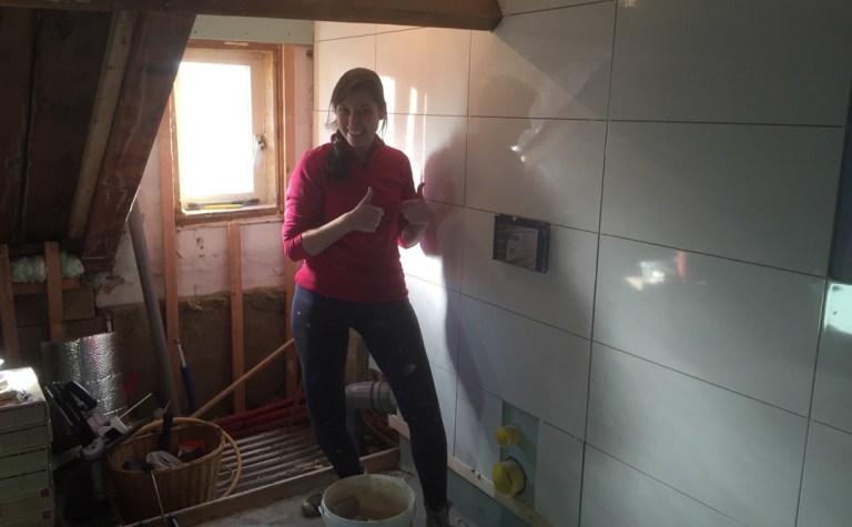 Zelf de badkamer verbouwen in 8 stappen – Go Gracy Lifestyle en DIY blog