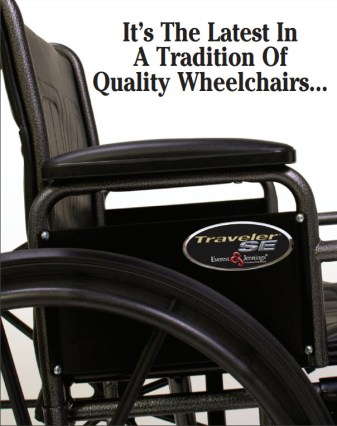 traveler se wheelchair graham-field ad