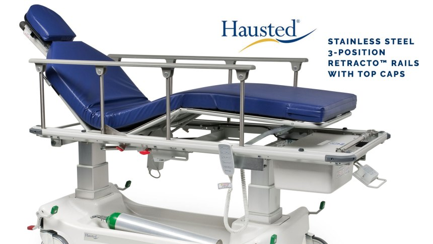Graham-Field will be donating Hausted stretchers to Mercy Ships, in support of their ophthalmic surgery program.