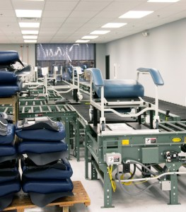 Manufacturing Healthcare Recliners in Georgia
