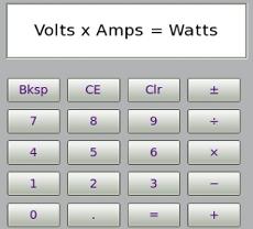 Volt Ampere Formula