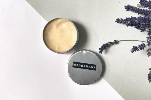 deodorant natural en crema cero residuos del blog go green Madrid