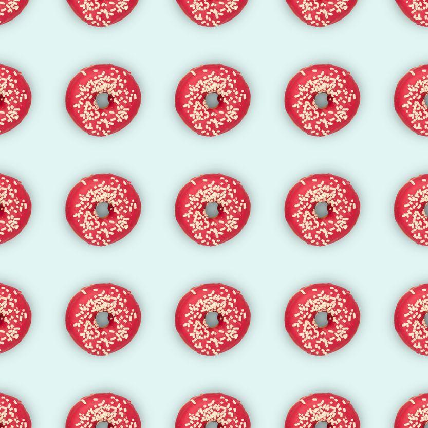 image du blog go green madrid avec la sélection de pâtisseries vegan