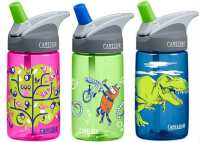 Best Kids Water Bottle Review: BPA-Free CamelBak Eddy